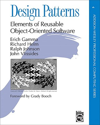 Design Patterns By Gamma, Erich/ Helm, Richard/ Johnson, Ralph/ Vlissides, John
